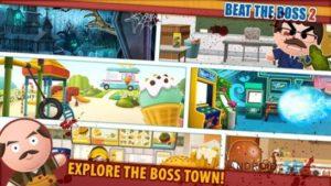 Beat the Boss 2 (17+) (обновлено v 2.9.1) + Мод (свободные покупки) 2