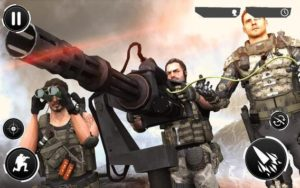 GUNNER'S BATTLEFIELD v 1.1 Мод (Free Shopping) 1