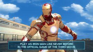Железный Человек 3 (Iron Man 3 — The Official Game) v 1.7.0 Мод (свободные покупки) 1