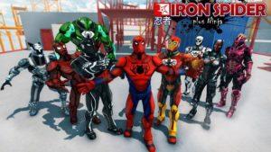 The Amazing Iron Spider v 4.01 (Mod Money) 1