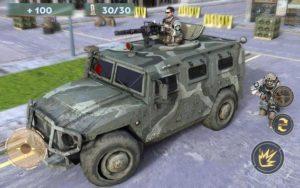 GUNNER'S BATTLEFIELD v 1.1 Мод (Free Shopping) 2