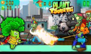 Plant Tsunami 2