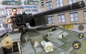 GUNNER'S BATTLEFIELD v 1.1 Мод (Free Shopping) 3