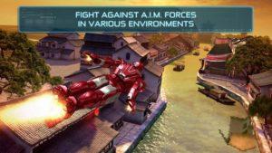 Железный Человек 3 (Iron Man 3 — The Official Game) v 1.7.0 Мод (свободные покупки) 3