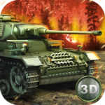 Tank Battle 3D: World War II для Андроид