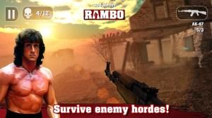 Rambo  Мод (патроны) 2