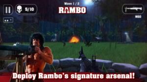 Rambo  Мод (патроны) 1