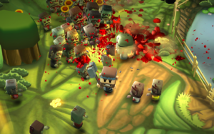 Minigore 2: Zombies (обновлено v 1.28) Mod (Free Shopping) 1