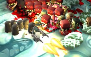 Minigore 2: Zombies (обновлено v 1.28) Mod (Free Shopping) 2