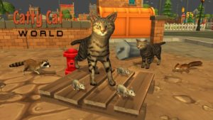 Catty Cat World 1