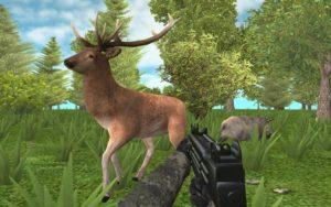 Hunter: Animals In The Forest (Охотник: Животные в лесу) 1