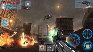 Enemy Strike 2 v 1.0.4 Мод (Unlimited Health + Ammo) 1