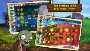 Plants vs. Zombies (v 6.1.1 ENG/8.1.0 RUS) + Mod (Unlimited Money + Coins) 2