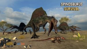 Spinosaurus Survival Simulator 2