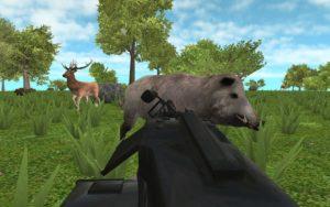 Hunter: Animals In The Forest (Охотник: Животные в лесу) 2