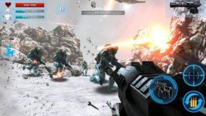 Enemy Strike 2 v 1.0.4 Мод (Unlimited Health + Ammo) 2