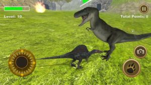 Spinosaurus Survival Simulator 3