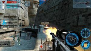 Enemy Strike 2 v 1.0.4 Мод (Unlimited Health + Ammo) 4