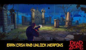 DEAD ZONE: CO-OP SHOOTER Мод (много патронов) 4