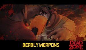 DEAD ZONE: CO-OP SHOOTER Мод (много патронов) 5