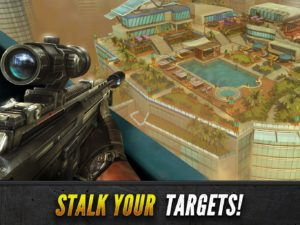 Sniper Fury: best shooter game v 5.7.0e Мод (много денег) 1