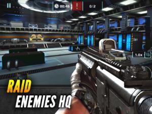 Sniper Fury: best shooter game v 5.7.0e Мод (много денег) 2