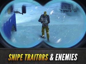 Sniper Fury: best shooter game v 5.7.0e Мод (много денег) 3