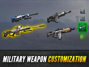 Sniper Fury: best shooter game v 5.7.0e Мод (много денег) 5